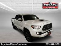 2017 Toyota Tacoma TRD Sport Truck Double Cab 4x4