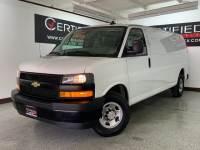 2018 Chevrolet Express Cargo Van 2500 EXTENDED CARGO VAN REAR CAMERA LEATHER SEATS CRUISE CONTROL POWER LOCK