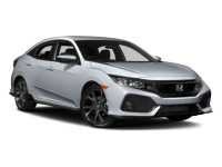 Pre-Owned 2017 Honda Civic Hatchback Sport FWD Hatchback