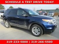 Used 2011 Ford Explorer XLT 4WD XLT for Sale in Waterloo IA