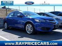 Used 2016 Acura ILX 2.4L w/Premium Package (A8) For Sale Stroudsburg, PA