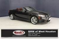 Pre-Owned 2016 BMW 228i Convertible near Houston