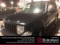Used 2012 Jeep Liberty Sport SUV | Farmington Hills, MI