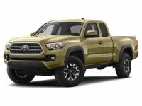 2016 Toyota Tacoma Extended Cab Pickup 4WD