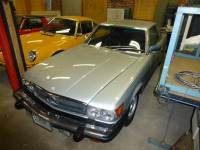 Used 1981 Mercedes-Benz 380 Series 380SLC