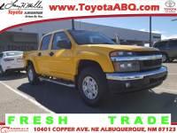 2005 Chevrolet Colorado LS Truck Crew Cab
