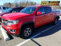 Used 2017 Chevrolet Colorado Z71 Truck Crew Cab 4WD for Sale in Stow, OH