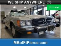 Pre-Owned 1975 Mercedes-Benz 400-Class 450 SL in Jacksonville FL