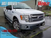2013 Ford F-150 XLT Crew Cab Short Bed EcoBoost