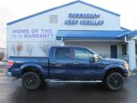 Used 2013 Ford F-150 XLT 4x4 SuperCrew Cab Styleside 5.5 ft. box 145 in For Sale Bend, OR