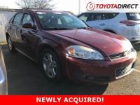 2011 Chevrolet Impala LT Sedan Front-wheel Drive