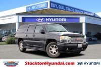 Used 2003 GMC Yukon XL 1500 Denali SUV For Sale Stockton, California