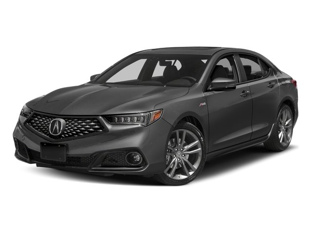 Photo Pre-Owned 2018 Acura TLX Aspec With Navigation