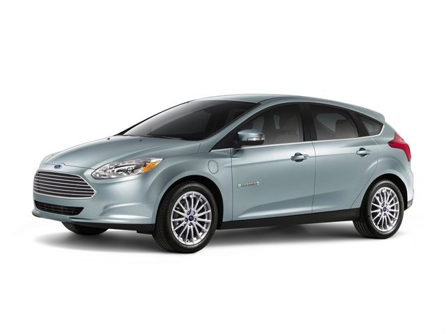 Photo Used 2013 Ford Focus Electric Base Hatchback For Sale in Surprise Arizona