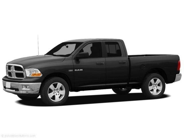 Photo 2010 Dodge Ram 1500 TRX4 Off-Road Truck Quad Cab - Used Car Dealer Serving Upper Cumberland Tennessee