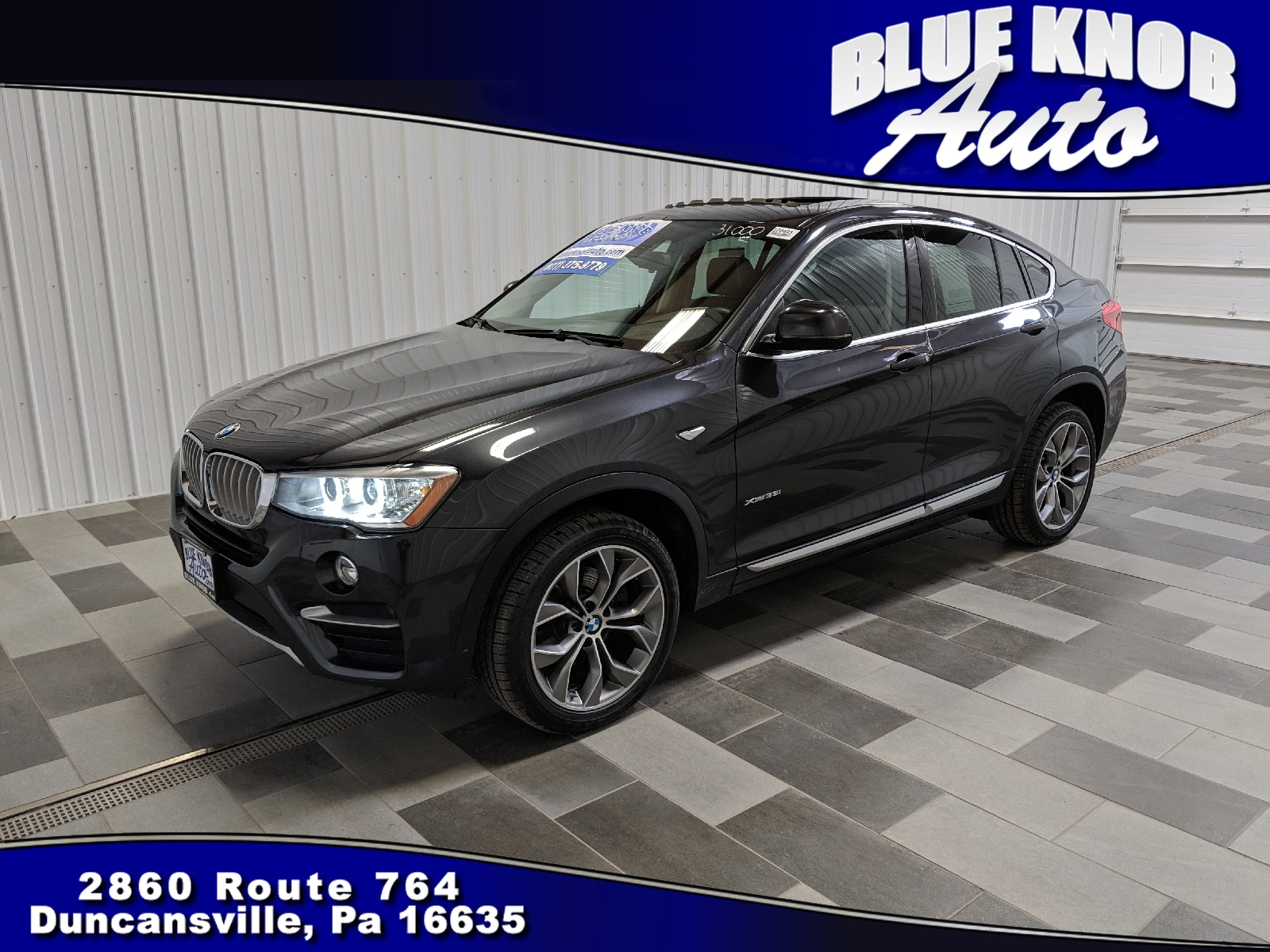 Photo 2016 BMW X4 xDrive35i Sports Activity Coupe in Duncansville  Serving Altoona, Ebensburg, Huntingdon, and Hollidaysburg PA