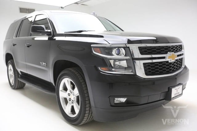 Photo Used 2016 Chevrolet Tahoe LT Texas Edition 2WD in Vernon TX