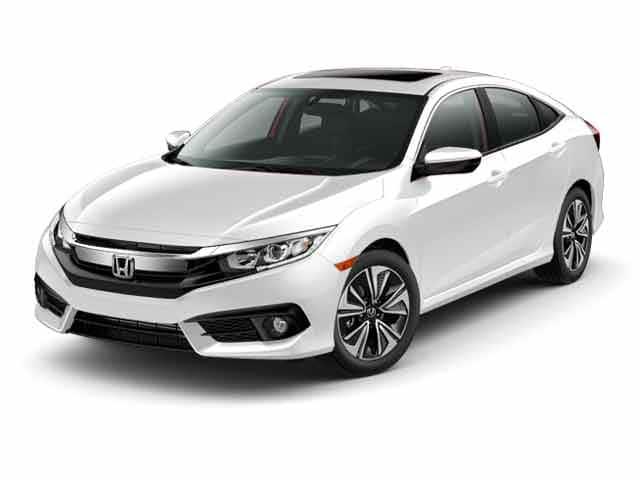 Photo Used 2016 Honda Civic EX-T Sedan