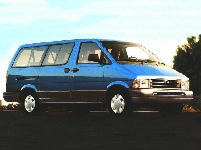 Photo 1997 Ford Aerostar XLT