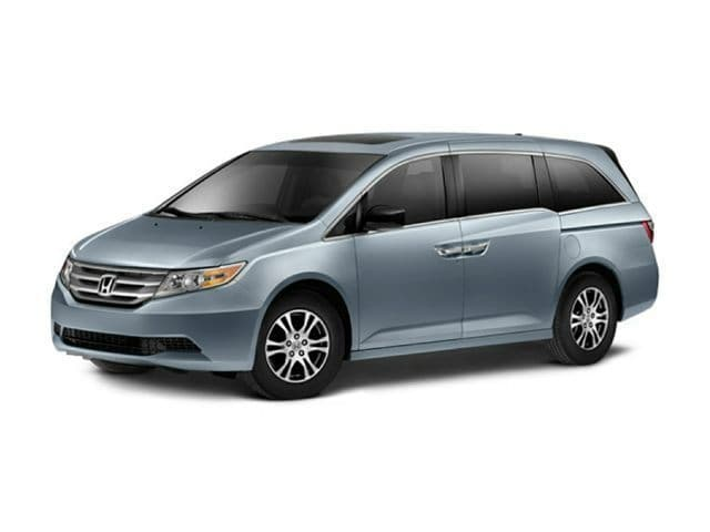 Photo Used 2012 Honda Odyssey For Sale at Moon Auto Group  VIN 5FNRL5H67CB145496