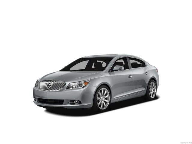 Photo Pre-Owned 2012 Buick LaCrosse Premium 1 Group Sedan For Sale in Shelby MI