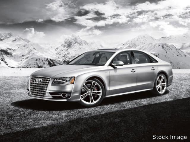 Photo 2015 Audi S8 4.0T Tiptronic Sedan