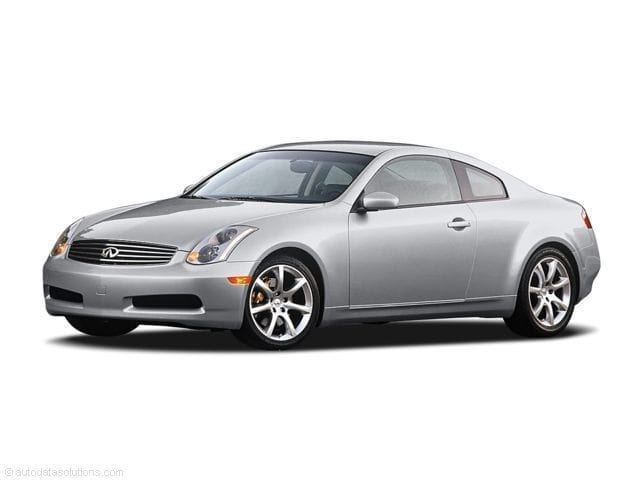 Photo Pre-Owned 2004 INFINITI G35 Base Coupe For Sale in Raleigh NC