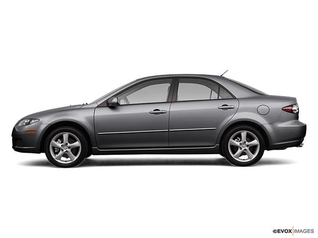 Photo Pre-Owned 2007 Mazda Mazda6 i Sport VE Sedan For Sale in Raleigh NC