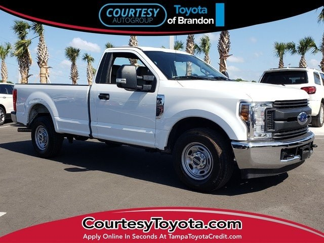 Photo Pre-Owned 2018 Ford F-250 Truck Regular Cab in Jacksonville FL