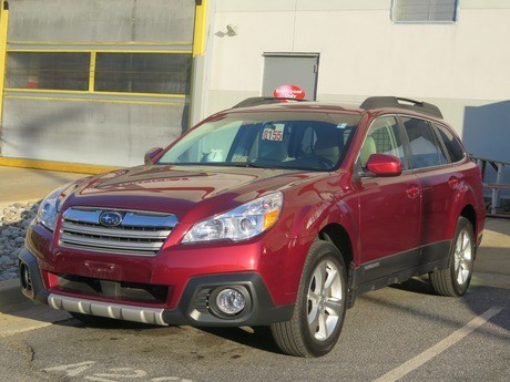 Photo Used 2014 Subaru Outback 2.5i Limited CVT for sale in Rockville, MD