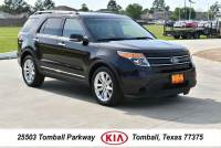 2014 Ford Explorer Limited SUV near Houston in Tomball, TX