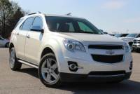 Used 2015 Chevrolet Equinox LTZ VERY LOW MILES CLEAN CARFAX LEATHER LOADED NAV in Ardmore, OK