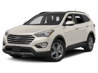 Used 2014 Hyundai Santa Fe GLS CLEAN CARFAX VERY NICE SUV GREAT GAS MILEAGE in Ardmore, OK
