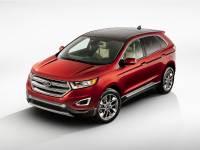 2018 Ford Edge Titanium SUV I-4 cyl All-wheel Drive
