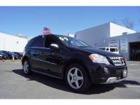Used 2009 Mercedes-Benz M-Class Base SUV for sale in Totowa NJ
