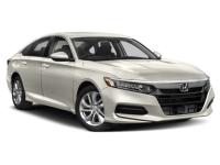 New 2019 Honda Accord Sedan LX 1.5T FWD 4dr Car