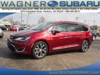 2017 Chrysler Pacifica Limited   Dayton, OH