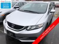 Pre-Owned 2014 Honda Civic Sedan EX FWD 4dr Car