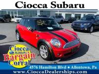 Used 2010 MINI Cooper 2dr Cpe For Sale in Allentown, PA