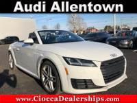 Used 2016 Audi TT 2.0T For Sale in Allentown, PA