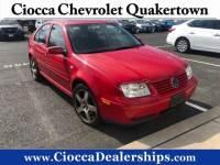 Used 2003 Volkswagen Jetta Sedan GLI For Sale in Allentown, PA