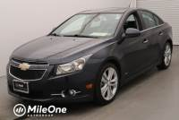 2014 Chevrolet Cruze LTZ Sedan ECOTEC I4 SMPI DOHC Turbocharged VVT