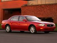 PRE-OWNED 2003 BUICK LESABRE LIMITED FWD 4D SEDAN