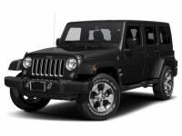 2017 Jeep Wrangler JK Unlimited Sahara 4x4 SUV in Glen Carbon