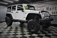 2016 Jeep Wrangler Unlimited Rubicon Hard Top 6 Spd 4X4