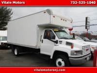 2005 GMC C4500 16 FOOT BOX TRUCK * W/ ATTIC * DIESEL, LOW MILES