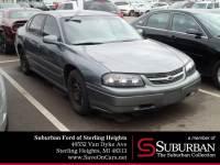 2005 Chevrolet Impala Base Sedan V6 SFI