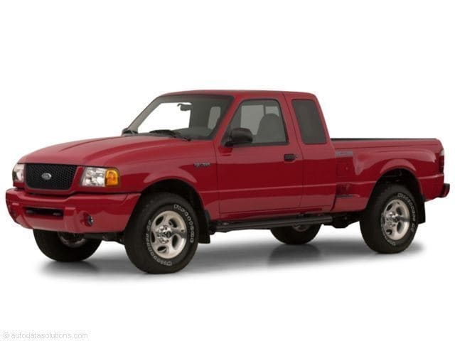 Photo Used 2001 Ford Ranger Supercab 4.0L XLT Off-Rd 4WD w391A Extended Cab Pickup in Grants Pass