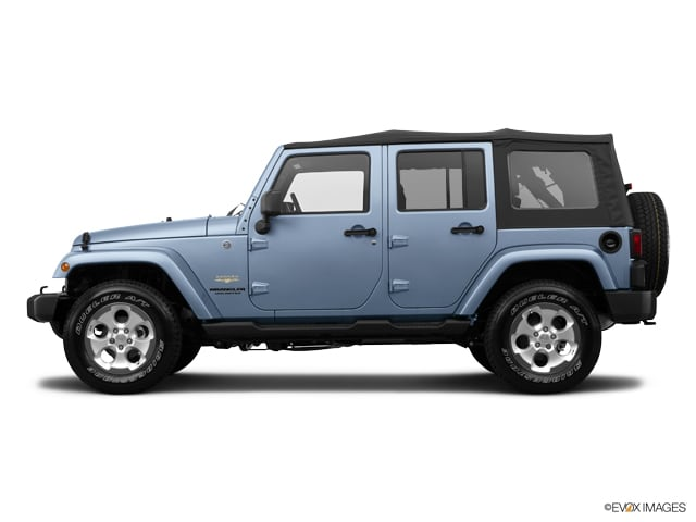 Photo Used 2014 Jeep Wrangler Unlimited Sport 4X4 OFF ROAD READY AFTER MARKET TIRES STEEL in Ardmore, OK