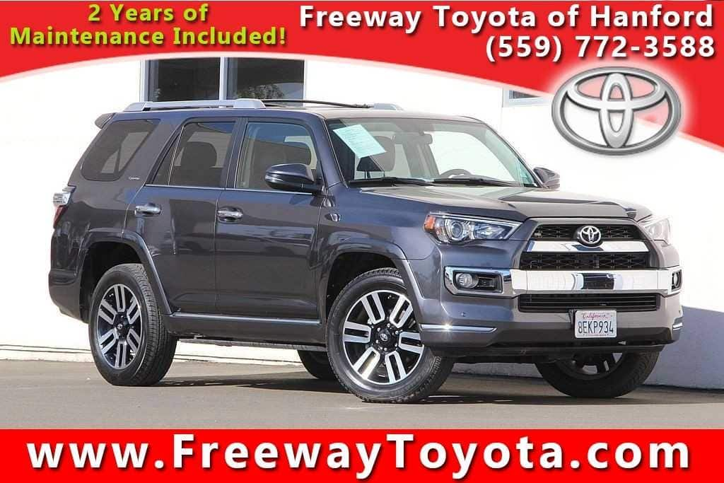 Photo 2018 Toyota 4Runner SUV 4x4 - Used Car Dealer Serving Fresno, Central Valley, CA
